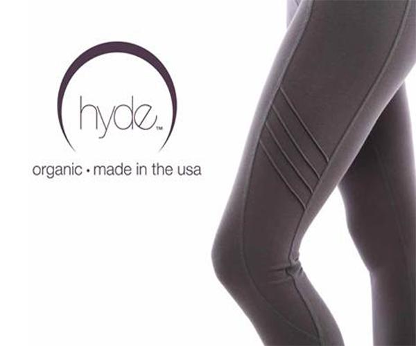 06a93b070a Hyde: Organic Yoga Apparel | Spafinder